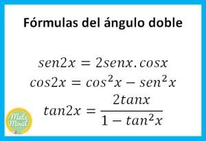 fórmulas-de-ángulo-doble