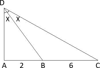 De la figura mostrada calcular el valor de sen x