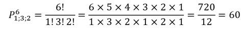 permutación con elementos repetidos